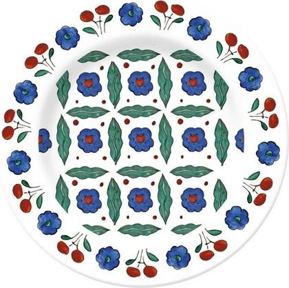 Тарелка Трельяж Изник Музей Лондона, 19см Creative Tops 5151697