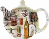 Подставка под чайный пакетик Достопримечательности Лондона Sterling Products TBH006