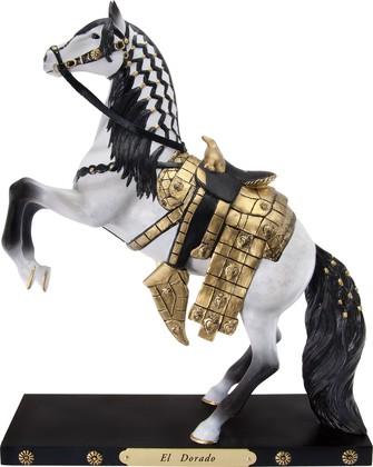 """Статуэтка Лошадь """"Эль Дорадо"""" (El Dorado), 22см Enesco 4030258"""