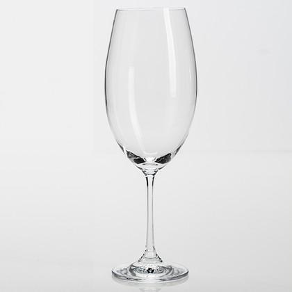 Фужеры для красного вина Барбара 630 мл, 6 шт Crystalite Bohemia 1SD22/630