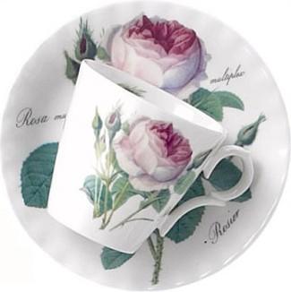 "Кофейная пара ""Роза Редаут. Эспрессо"", 150мл Roy Kirkham XROSA1120"