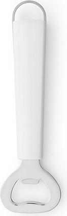 Открывалка для бутылок белая, нержавеющая сталь Brabantia Essential 400223