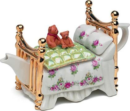 "Чайник коллекционный ""Чайное ложе"" The Teapottery 4412"