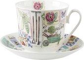 """Чайная пара для завтрака """"Мой садик"""" 500мл Roy Kirkham XMYG1100"""