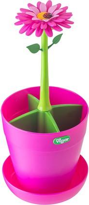 Сушилка для посуды и столовых приборов Vigar Flower Power 5918