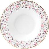 Тарелка суповая Роза Конфетти 24см Royal Albert ROSCON25813