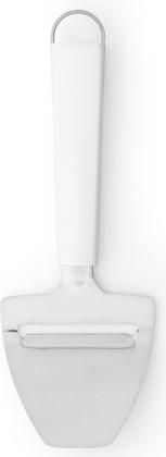 Нож для сыра белый, нержавеющая сталь Brabantia Essential 400247