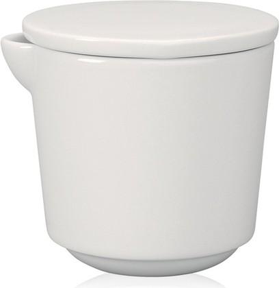Чаша для сахара с крышкой белая Brabantia 610783