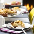Набор из 6 вилок для торта, матовая сталь Brabantia 611285
