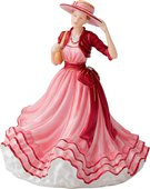 Статуэтка Кейт (Kate) 22см, фарфор Royal Doulton HNFISC10761