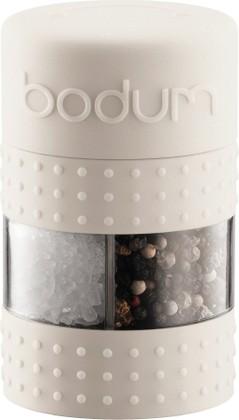 Мельница для соли и перца белая Bodum BISTRO 11368-913