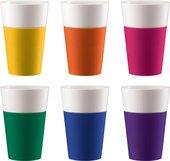 Набор из 2 стаканов 0.6л, цвет в ассортименте Bodum BISTRO A11583-XY-Y15