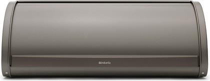 Хлебница из стали платинового цвета Brabantia 288340
