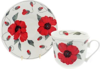 """Чайная пара для завтрака """"Бианка"""" 500мл Roy Kirkham COBIA1101"""