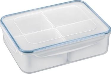 Контейнер 3.7л, 4 миски, прямоугольный Tescoma Freshbox 892070