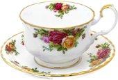 Чайная пара для завтрака Розы Старой Англии, 350мл Royal Albert IOLCOR152/153