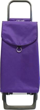 Сумка-тележка хозяйственная фиолетовая Rolser PEP JOY PEP001more