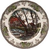 Тарелка 20см Деревенька Johnson Brothers A4038101003