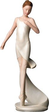 "Статуэтка ""Урок балета"" (Ballet Class), 24см 4D art 4D3014"