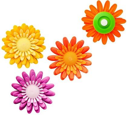 Магнит 3шт. Vigar Flower Power 2642
