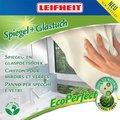 Салфетка для очистки зеркал и стёкол, хлопок и бамбук, 40x40см Leifheit EcoPerfect 40004