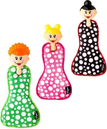 Губка для посуды Vigar Dolls 3964