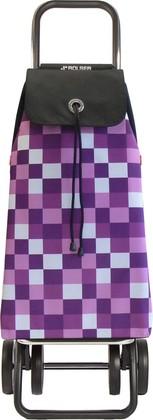 Сумка-тележка хозяйственная розовая ROLSER Logic Dos+2 IMX035bassi