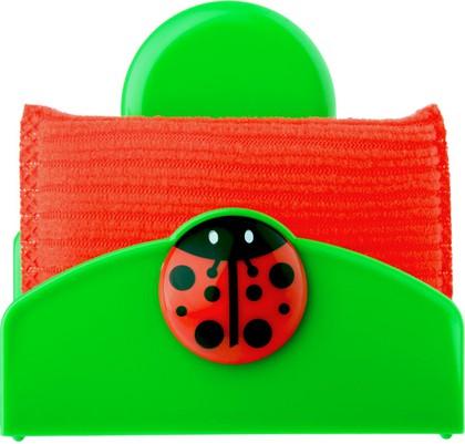 Подставка, губка Vigar Ladybug 3394