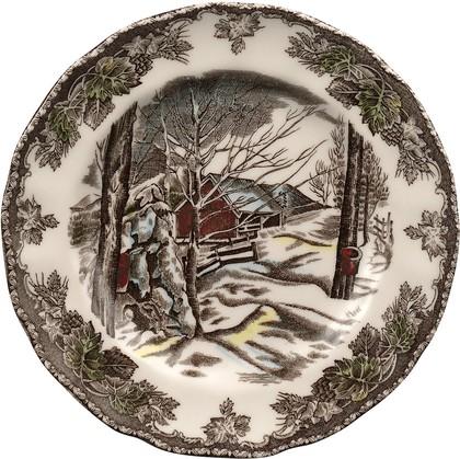 Тарелка 16см Деревенька Johnson Brothers A4038101001