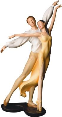 "Статуэтка ""Ромео и Джульета"" (Romeo and Juliet Dance), 35см 4D art 4D3016"