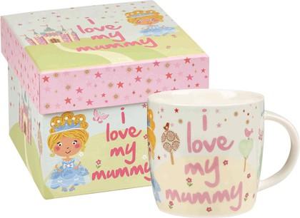 Кружка Любимая мама 285мл, Spice Queens CIND00141