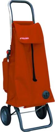 Сумка-тележка хозяйственная оранжевая Rolser LOGIC RG THERMO PAC031mandarina