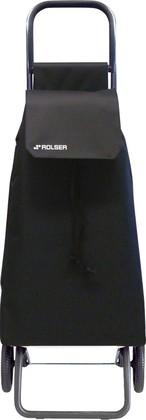 Сумка-тележка хозяйственная чёрная Rolser RG SAQUET SAQ002negro