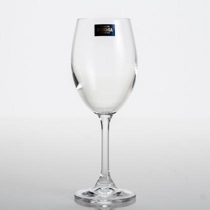Фужеры для вина Клара 250мл, 6 шт Crystalite Bohemia 4S415/250