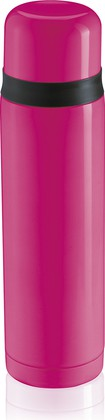 Чайник-термос розовый, 1.0л Leifheit COCO 28529