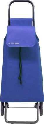 Сумка-тележка хозяйственная синяя Rolser RG SAQUET SAQ002azul