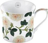 Кружка Кремовая роза форма Палас, 250мл Creative Tops 5125545