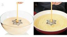 Формочки для вафельного печенья, 4шт Tescoma Delicia 630048