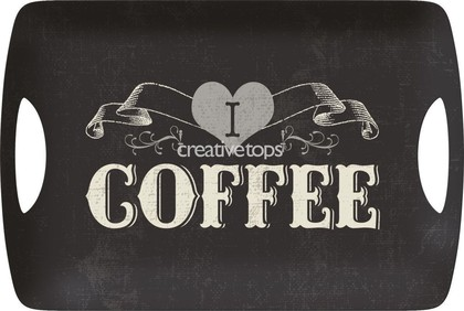 Поднос Я люблю кофе 47х33см Creative Tops 5129770