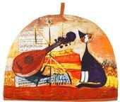 """Чехол на чайник """"Музыкальный кот"""" (Musical Cat) Ulster Weavers UWTC7MUC04"""