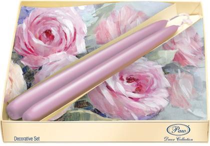 Набор 20 салфеток 2 свечи Julia Paw SSC021500