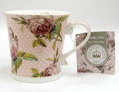 Кружка Шебби Шик розовый, форма Танкард Creative Tops 5125546