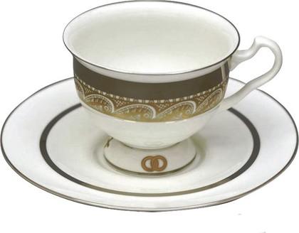Чашка с блюдцем Счастливая судьба 1, ф. Айседора ИФЗ 81.20355.00.1