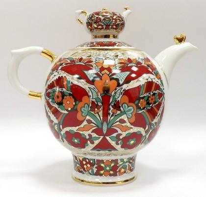 Чайник заварочный доливной Красный петух, ф. Семейный ИФЗ 80.00773.00.1