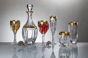 "Фужеры 6шт ""Сафари"" 150мл шампанское Crystalite Bohemia 1KC86K/0/430469/150"