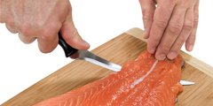 Нож для филе 18см Tescoma SONIC 862038
