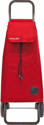 Сумка-тележка хозяйственная красная Rolser RG MOUNTAIN MOU016rojo