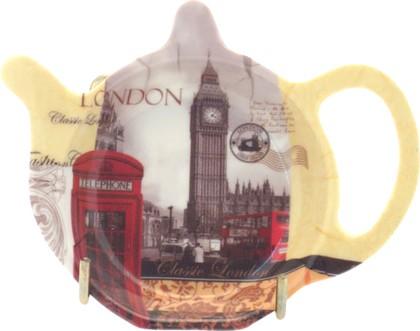 """Подставка под чайный пакетик """"Новый Лондон"""", 15см The Leonardo Collection LP99765"""