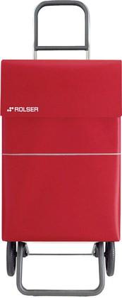 Сумка-тележка хозяйственная красная Convert Rolser DML004rojo
