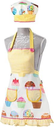 """Детский фартук и колпак поварёнка """"Пирожные"""" Vigar Lulu 5229"""